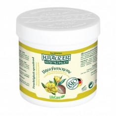 Crema de picioare pentru mentinerea umiditatii pielii, cu uree si plante BIO Kräuter®, LifeCare - Crema picioare