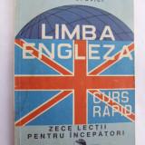 017. Limba engleza, curs rapid /Dan Popovici.