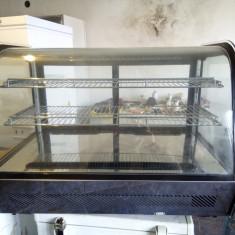 Vitrina/vitrine frigorifice de bar,, SCAN COOL,, noi, A+, import germania - Vitrina Frigorifica Alta