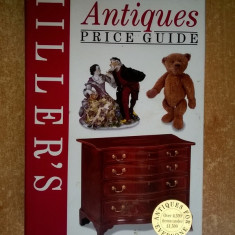 Miller's Antiques Price Guide Professional Handbook 1998