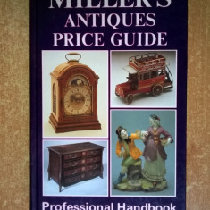 Miller's Antiques Price Guide Professional Handbook 1990