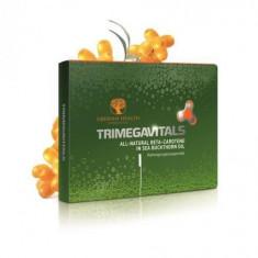 Trimegavitals|Supliment alimentar Trimegavitals. All-Natural Beta-Caroten in Ulei de Catin?, 30, Siberian Health - Produs sporirea imunitatii