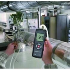 Manometru digital profesional, pentru gaze, portabil, nou.