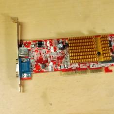 Placa Video MSI RX9200SE-T128 AGP - Placa video PC Msi, 128 MB