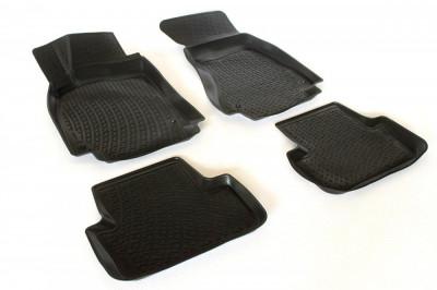 Set Covorase Cauciuc stil TAVITA Audi A4 B8 2008-2015 PREMIUM AL-091116-8 foto