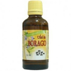 Ulei Borago 50ml, HERBAVIT - Protectie solara