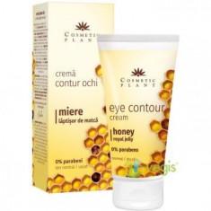 Crema Contur Ochi Miere & Laptisor De Matca 30ml, COSMETIC PLANT - Crema conturul ochilor