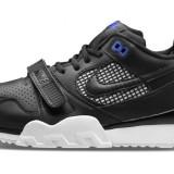 GHETE Nike Air Trainer 2 Leather ORIGINALE 100% Germania nr 42 ;42.5 - Ghete barbati Puma, Culoare: Din imagine