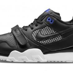 GHETE Nike Air Trainer 2 Leather ORIGINALE 100% Germania nr 42.5 - Ghete barbati Puma, Culoare: Din imagine
