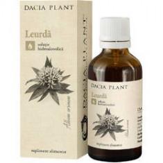 Tinctura De Leurda 50ml, DACIA PLANT - Produs sporirea imunitatii
