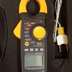 Cleste ampermetric Velleman DCM 268N - Ampermetru