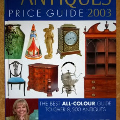 Miller's Antiques Price Guide Professional Handbook 2003