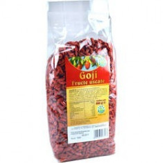 Goji Fructe 500g, HERBAVIT