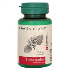 Tonic Cardiac 60Cpr, DACIA PLANT - Produs sporirea imunitatii