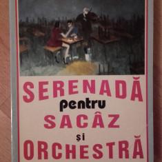 Serenada pentru sacaz si orchestra - Petre Barbulescu Conti