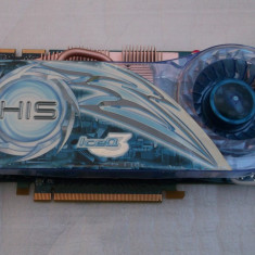 HIS HD3870 Ice Q3 512ddr4/256 bits Gaming Dual Dvi - Placa video PC His, PCI Express, 512 MB, Ati
