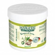 Crema de corp antiinflamatoare cu ulei de marmota si plante BIO Kräuter®, LifeCare