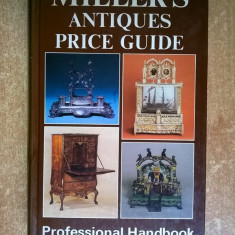 Miller's Antiques Price Guide Professional Handbook 1986