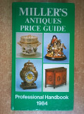 Miller's Antiques Price Guide Professional Handbook 1984