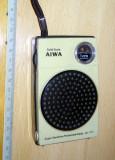 RADIO VINTAGE  MINIATURAL AIWA POCKETABLE AR 777