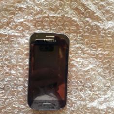 Samsung Galaxy Trend Lite Negru - Telefon mobil Samsung Galaxy Trend Lite, Vodafone, Single SIM