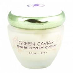Crema pentru conturul ochilor GREEN CAVIAR - 30ml, Vivasan - Crema conturul ochilor