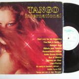 Disc vinil TANGO INTERNATIONAL (CDS 042 - Eurostar - Orchester Claudius Alzner)