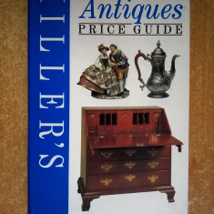 Miller's Antiques Price Guide Professional Handbook 1995