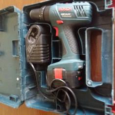 Masini de gaurit-insurubat cu acumulator Bosch - Masina de gaurit