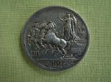 2 lire 1914 - ITALIA, Europa, Argint