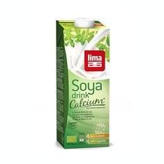 Lapte de Soia cu Calciu Bio Lima 1L Cod: 5411788043755