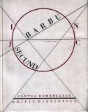 Ion Barbu : Joc secund (editie bibliofila)