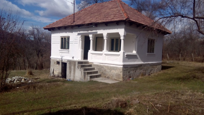 Casa din caramida foto mare