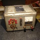 Redresor vintage cu seleniu Huraux 6v-12v/5A - Redresor Auto