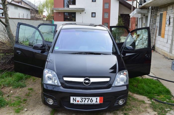 Opel Meriva 2009 4800 euro negociabil !!! foto mare