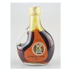 Sirop de Cocos Dark Solaris 250ml Cod: 27039