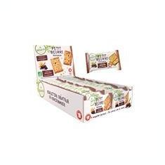 Biscuiti Bio Petit Beurre cu Ciocolata Bisson 28gr Cod: 7756 - Dulciuri