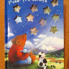 PUNE-TI O DORINTA - carte cu decupaje si stele stralucitoare (Reader's Digest) - Carte personalizata