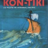 Expediţia Kon-Tiki cu pluta pe oceanul Pacific - Carte de calatorie