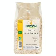 Fulgi de Ovaz Bio Baby Primeal 500gr Cod: 1474 - Cereala
