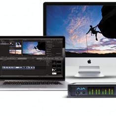 Aja Io XT - Placa de captura si editare cu Thunderbolt