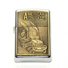 Bricheta tip - Zippo - American Trucker - Bricheta Zippo