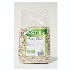 Muesli din 5 Cereale Bio Idenat 500gr Cod: 1610 - Cereala