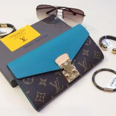 Portofele Louis Vuitton Pallas Collection * Cutie + Certificat autenticitate * - Portofel Dama Louis Vuitton, Culoare: Din imagine, Cu inchizatoare