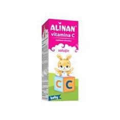 Alinan Vitamina C Kids Solutie Fiterman 20ml Cod: fitt00060 - Remediu din plante