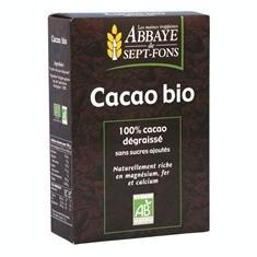 Cacao Bio Abbaye de Sept Fons 200gr Cod: 1091 - Inlocuitor de cafea