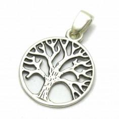 Pandantiv argint 925 - Copacul vietii