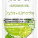 Masca de Curatare/Intinerire cu Castravete si Lime Bielenda Niavis 2x5ml Cod: 2169bie - Crema antirid