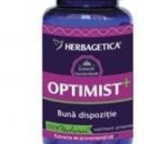 Optimist(fost AntiDepresiv) Herbagetica 30cps Cod: 23942