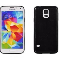 Husa Samsung Galaxy A3 2017 TPU Neagra - Husa Telefon Samsung, Negru, Gel TPU, Fara snur, Carcasa